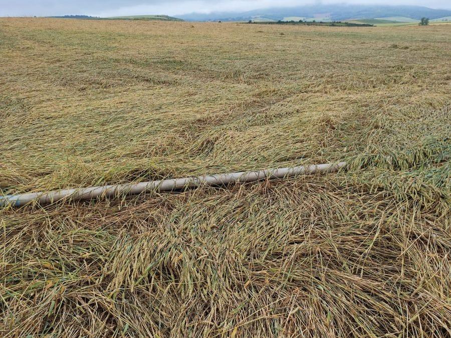 La Rioja registra una treintena de incidencias por el episodio de tormentas de este miércoles 2