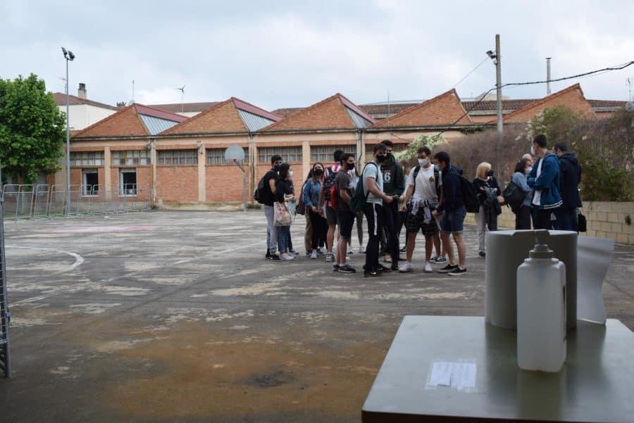 FOTOS: Arranca la EBAU en Haro 5