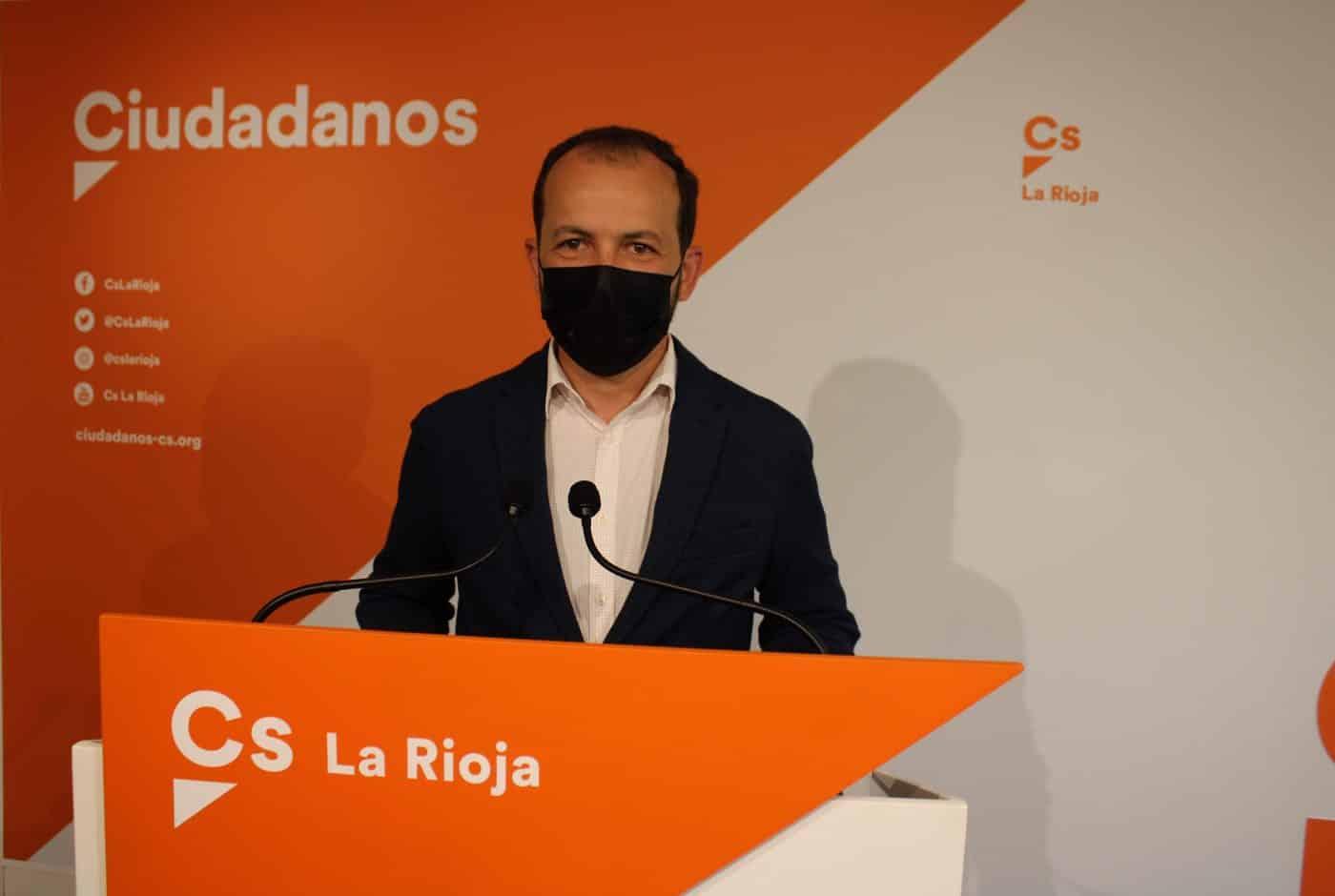 """Cs La Rioja considera que Andreu """"gobierna de espaldas a los sanitarios y a todos los riojanos"""" 1"""