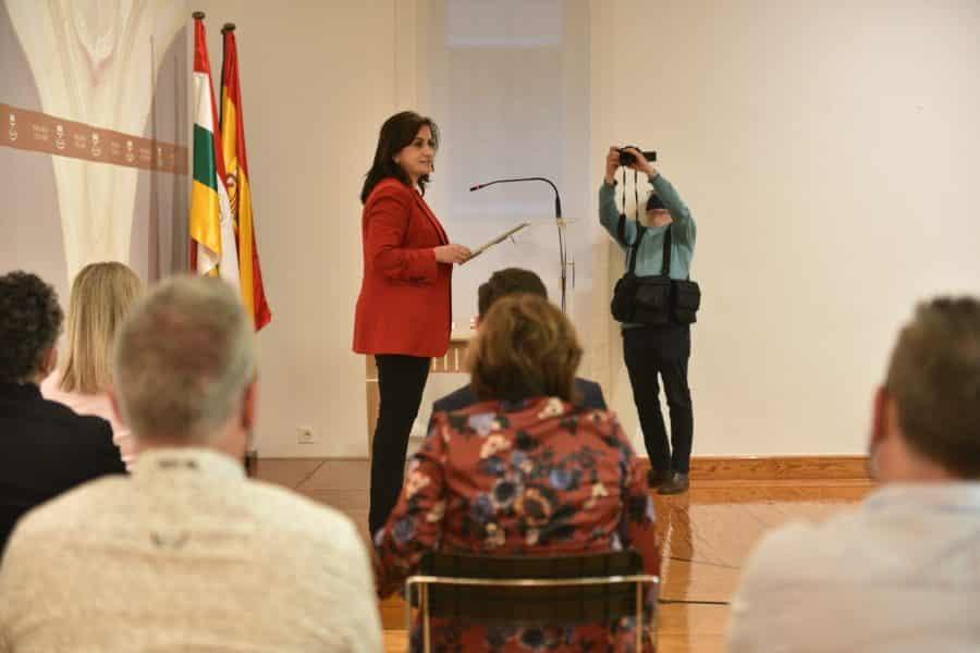 """Rivado defiende que el nuevo trazado ferroviario """"permitirá el desarrollo de Haro y toda La Rioja Alta"""" 4"""