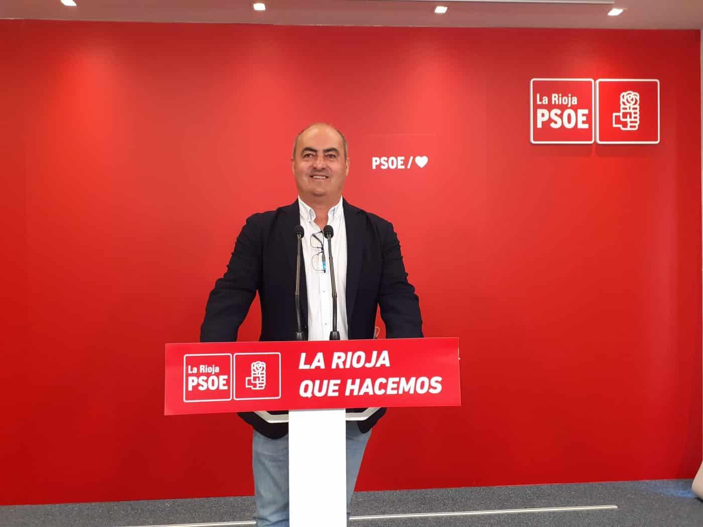 El PSOE considera que el fin de los aranceles de EEUU avanzarará la recuperación económica de La Rioja 1