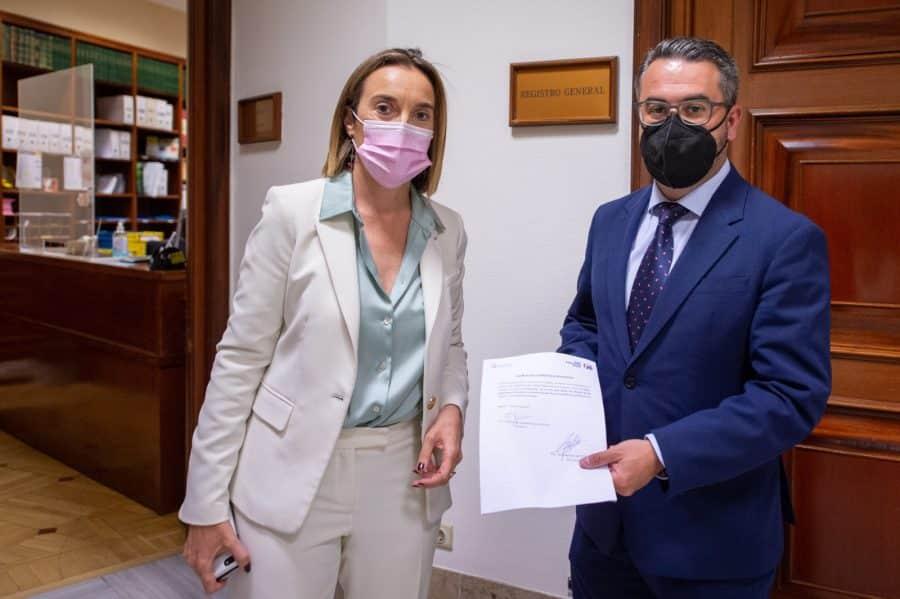 """Gamarra pide que se declare La Rioja como zona """"gravemente afectada"""" por las tormentas 1"""
