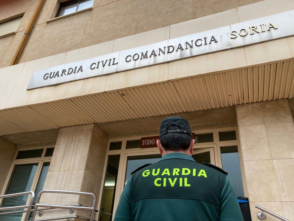 Guardia Civil en Soria