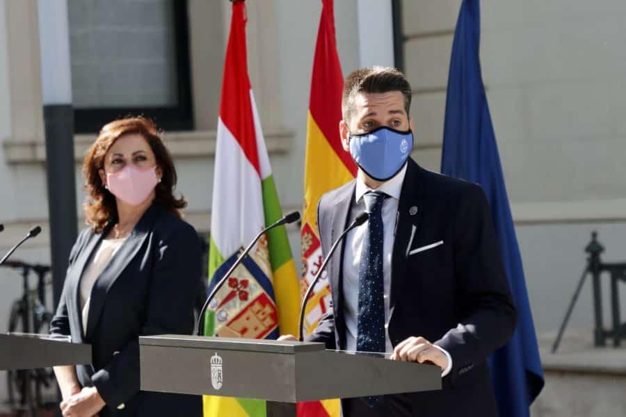 Haro firma el convenio de cabeceras de comarca por el que percibirá más de 450.000 euros 3