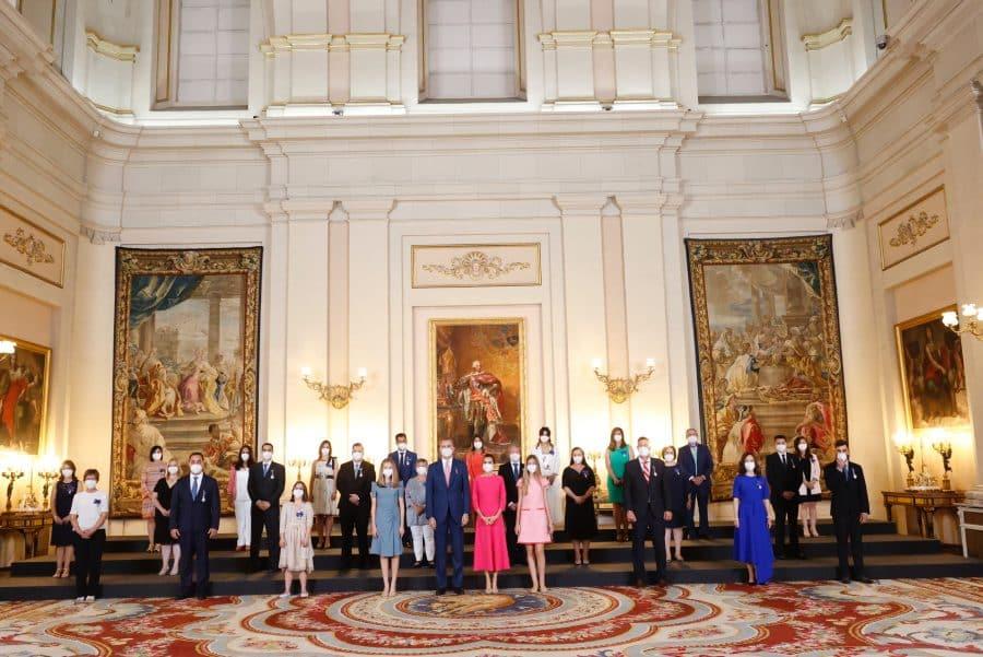 Felipe VI concede la Orden del Mérito Civil al agricultor riojano, David Lafuente 2