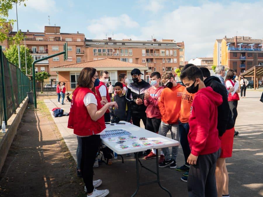 Alumnos del IES Rey Don García participan en el proyecto Redox para la sensibilización sobre el consumo abusivo de drogas 7