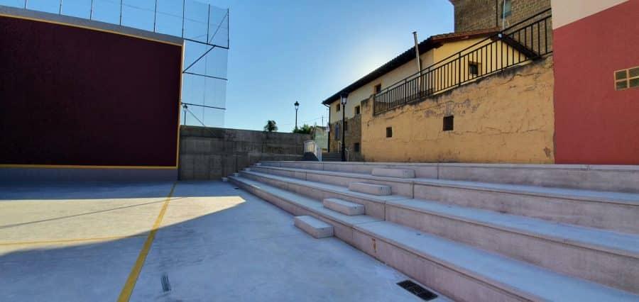 Anguciana remodela la zona de ocio de Fuente La Torre 1