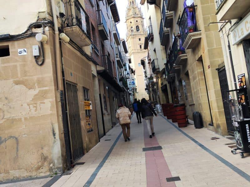 Calle Santo Tomás