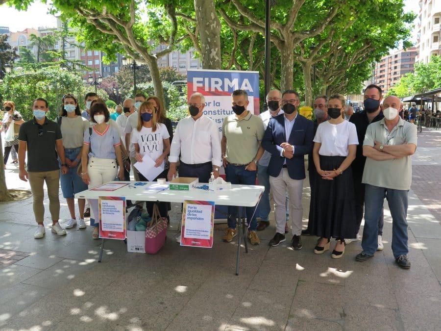 """Ceniceros: """"No nos van a callar, vamos a seguir luchando contra los indultos de Sánchez"""" 1"""