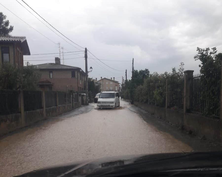 La Rioja registra una treintena de incidencias por el episodio de tormentas de este miércoles 10