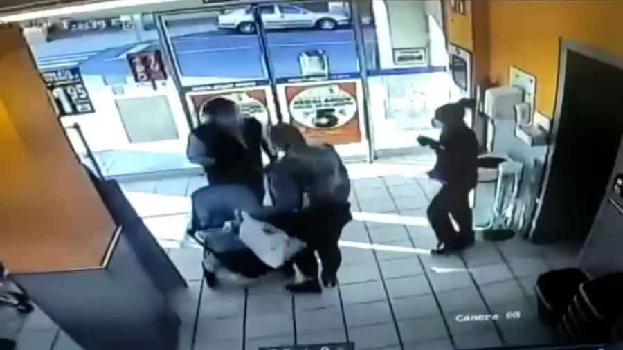 Detienen a una mujer por robo con violencia en un supermercado de Fuenmayor 3