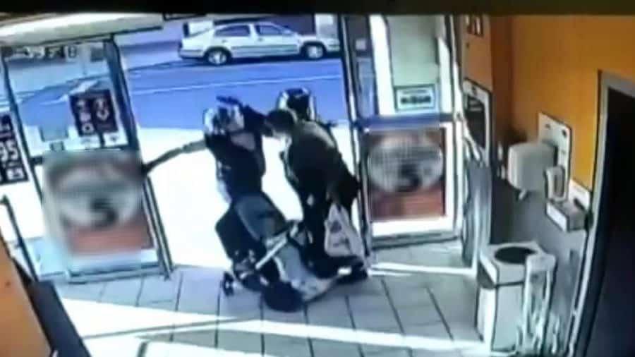 Detienen a una mujer por robo con violencia en un supermercado de Fuenmayor 1