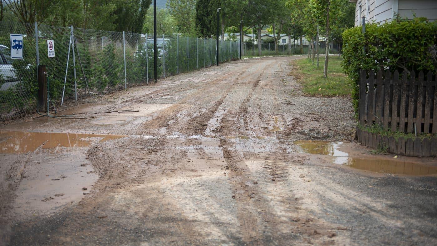 El Gobierno riojano realizará mejoras en Ollauri y Navarrete para favorecer la canalización tras las tormentas 18