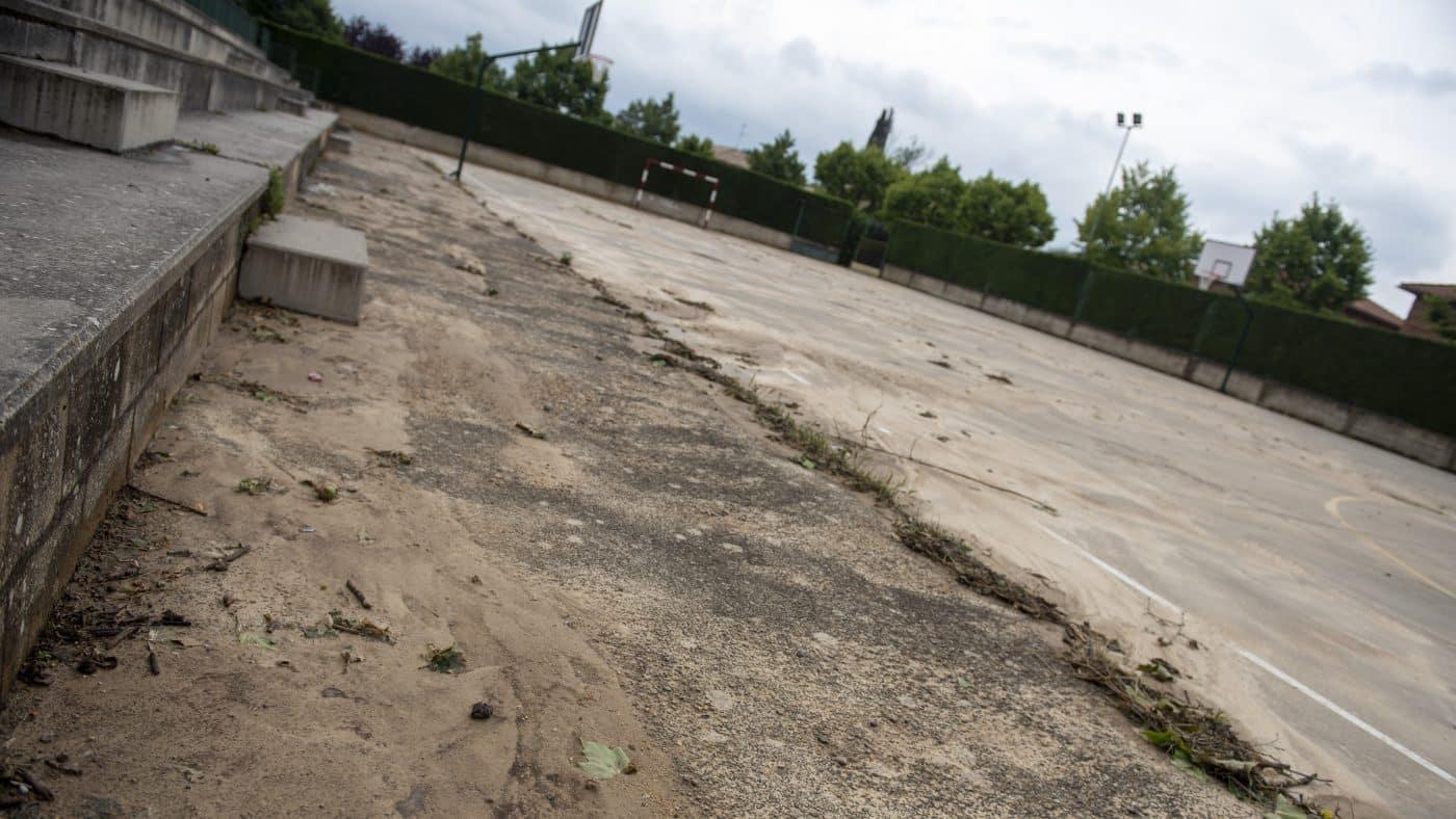 El Gobierno riojano realizará mejoras en Ollauri y Navarrete para favorecer la canalización tras las tormentas 12