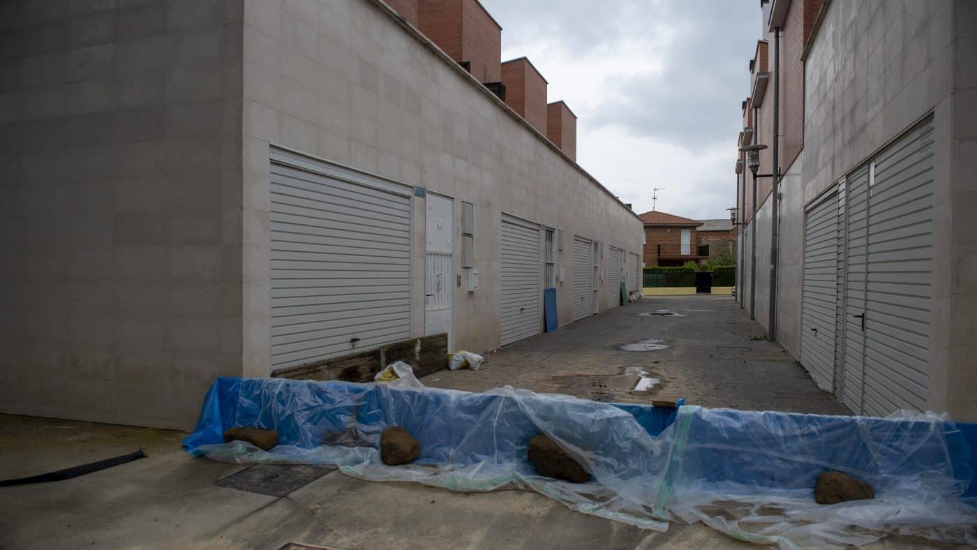 El Gobierno riojano realizará mejoras en Ollauri y Navarrete para favorecer la canalización tras las tormentas 8
