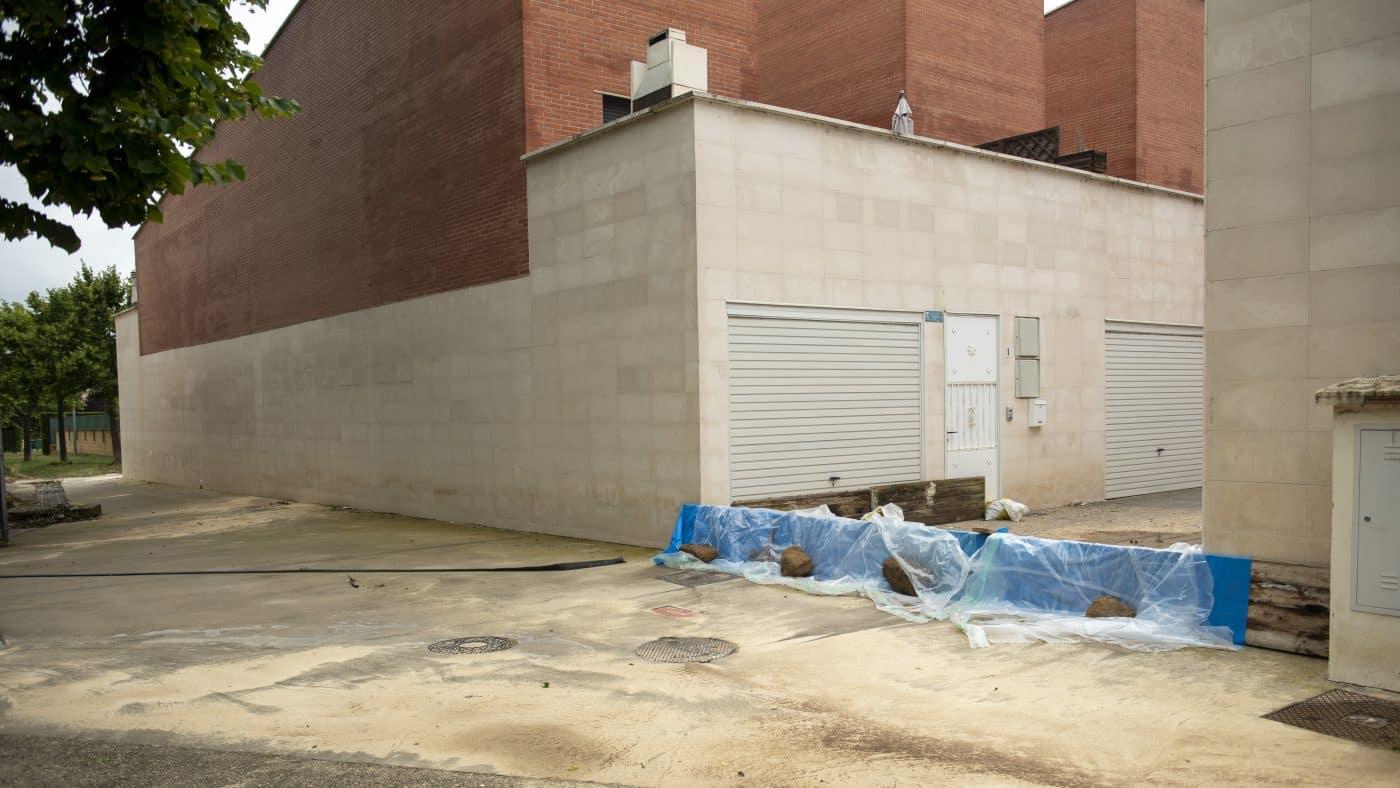El Gobierno riojano realizará mejoras en Ollauri y Navarrete para favorecer la canalización tras las tormentas 6