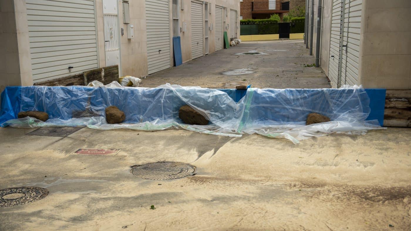 El Gobierno riojano realizará mejoras en Ollauri y Navarrete para favorecer la canalización tras las tormentas 1