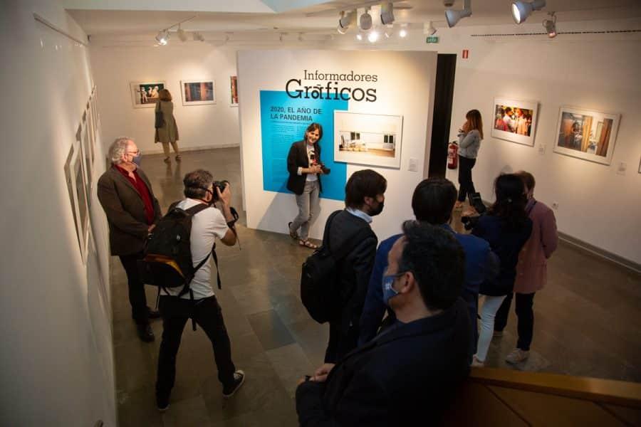 El Museo de La Rioja acoge una exposición con las mejores fotografías del año de la pandemia 14