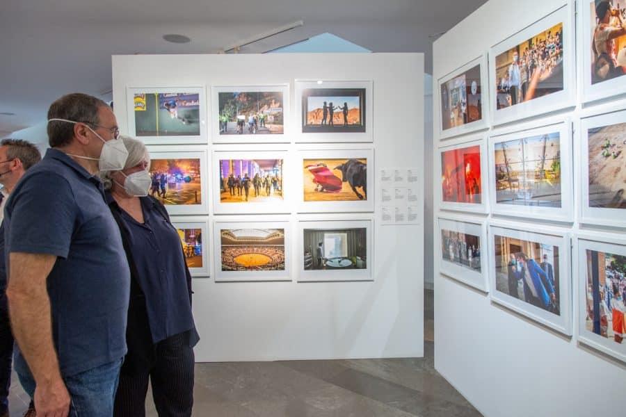 El Museo de La Rioja acoge una exposición con las mejores fotografías del año de la pandemia 6
