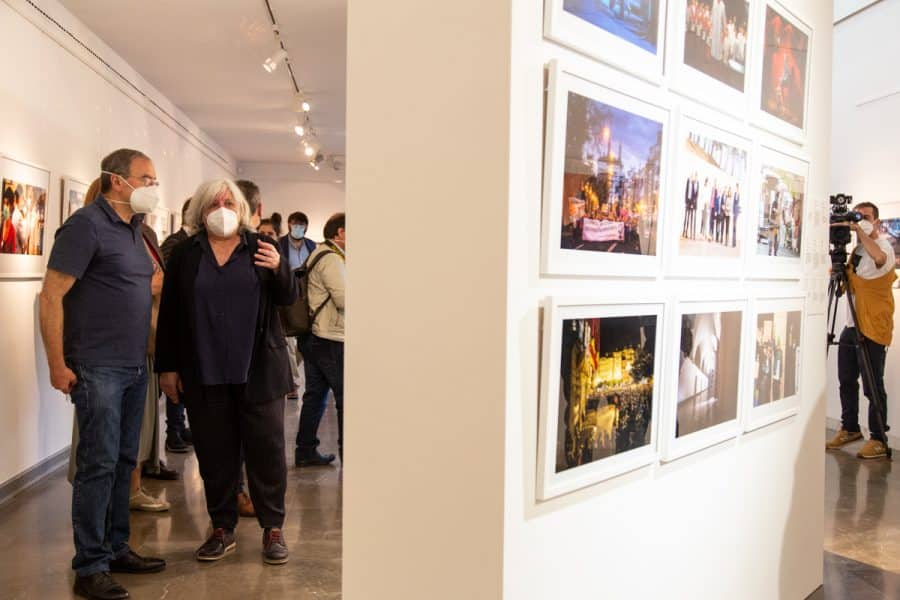 El Museo de La Rioja acoge una exposición con las mejores fotografías del año de la pandemia 5