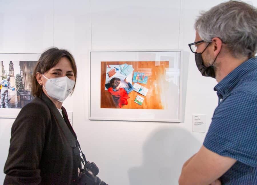 El Museo de La Rioja acoge una exposición con las mejores fotografías del año de la pandemia 3