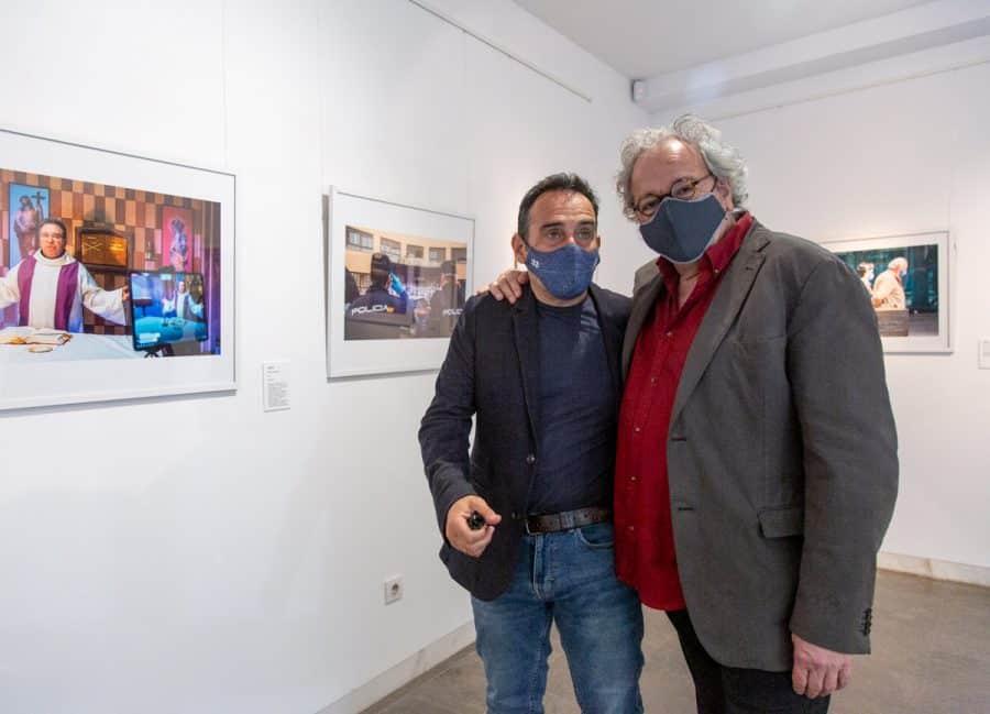 El Museo de La Rioja acoge una exposición con las mejores fotografías del año de la pandemia 2