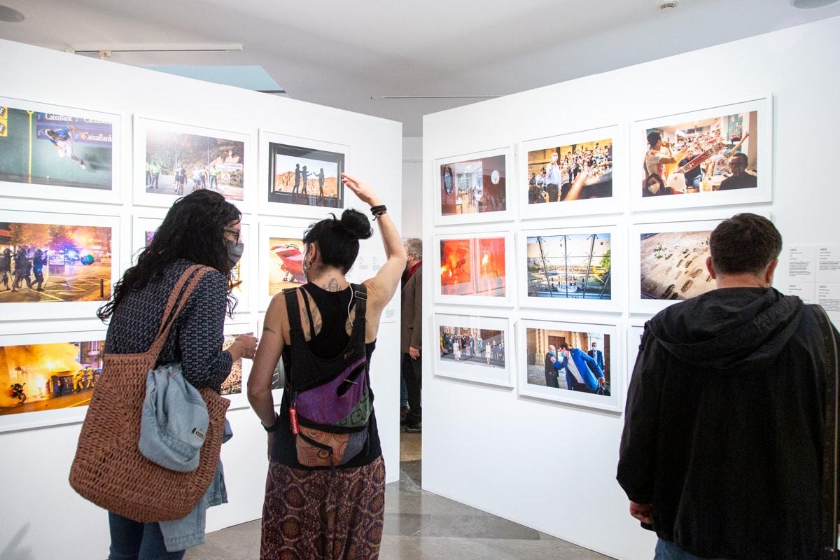 El Museo de La Rioja acoge una exposición con las mejores fotografías del año de la pandemia 1
