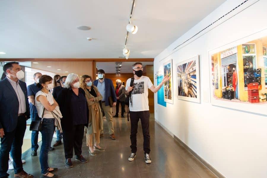 El Museo de La Rioja acoge una exposición con las mejores fotografías del año de la pandemia 10
