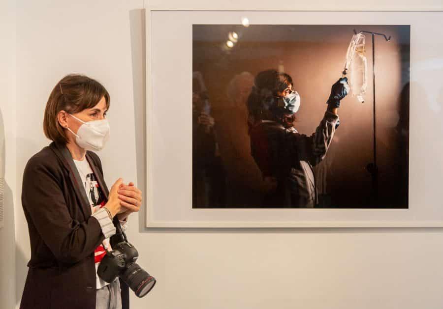El Museo de La Rioja acoge una exposición con las mejores fotografías del año de la pandemia 9