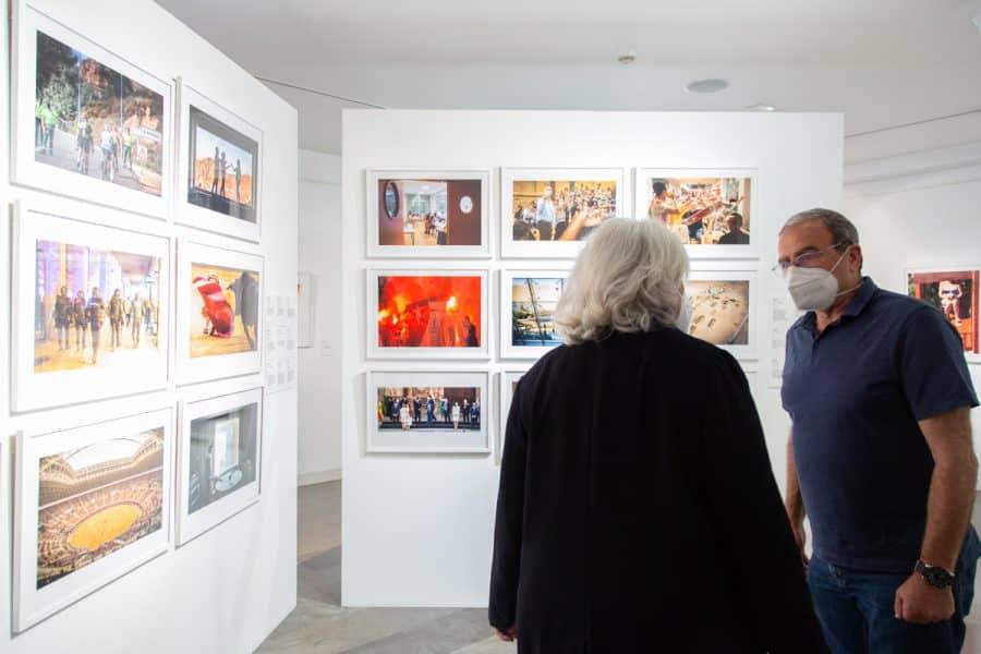 El Museo de La Rioja acoge una exposición con las mejores fotografías del año de la pandemia 7