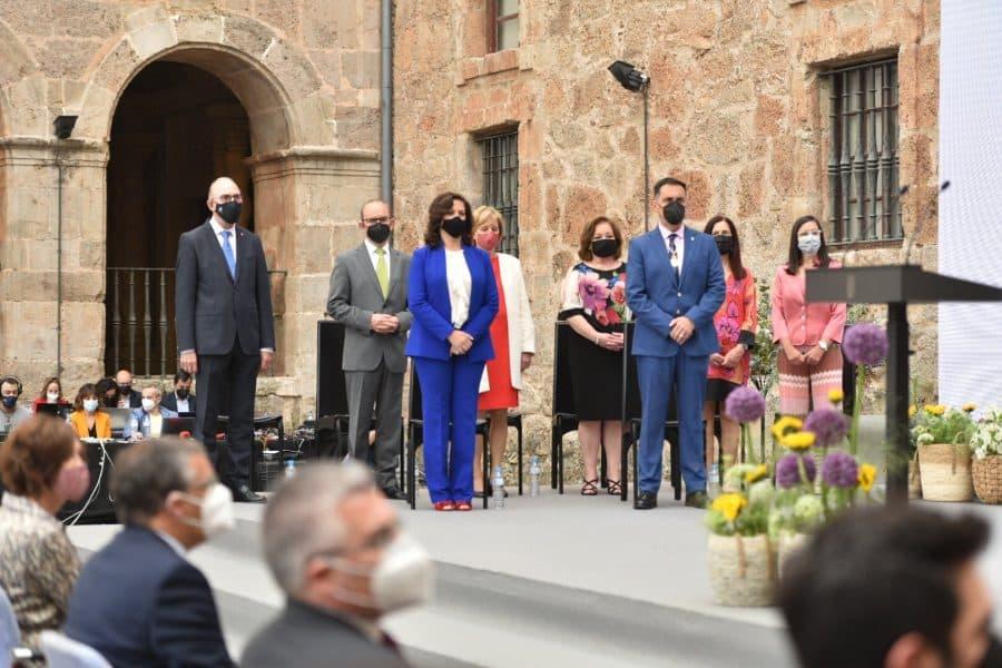 FOTOS: Las imágenes de la celebración del Día de La Rioja en San Millán 4