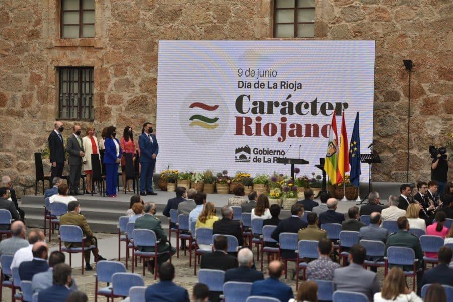 FOTOS: Las imágenes de la celebración del Día de La Rioja en San Millán 2