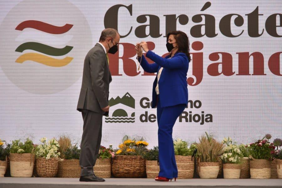 FOTOS: Las imágenes de la celebración del Día de La Rioja en San Millán 1