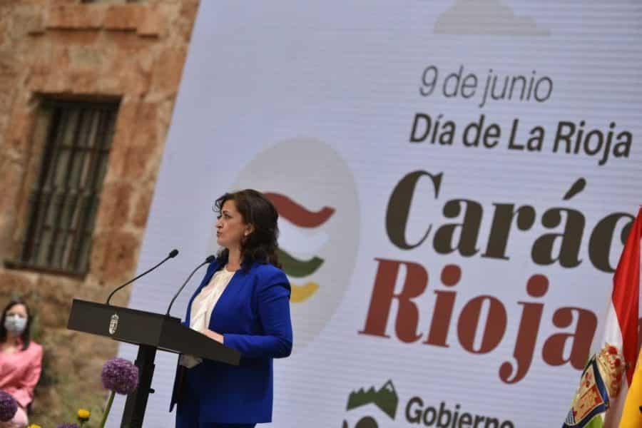 FOTOS: Las imágenes de la celebración del Día de La Rioja en San Millán 11