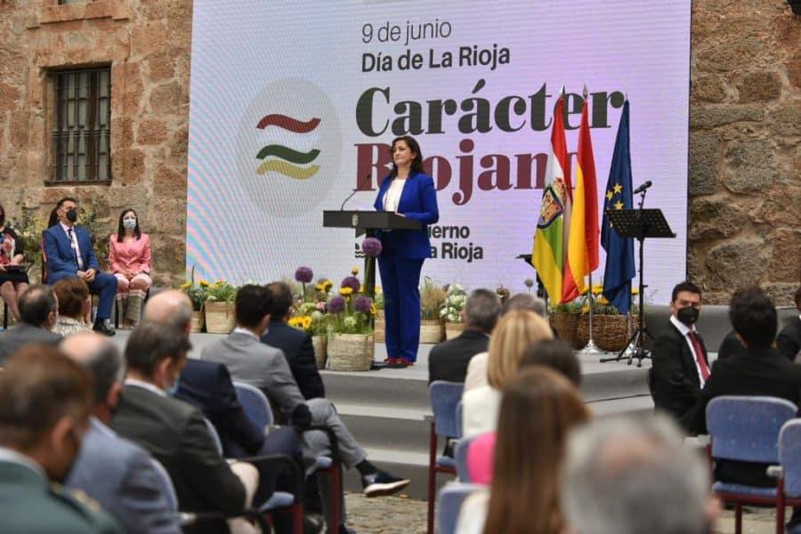 FOTOS: Las imágenes de la celebración del Día de La Rioja en San Millán 13