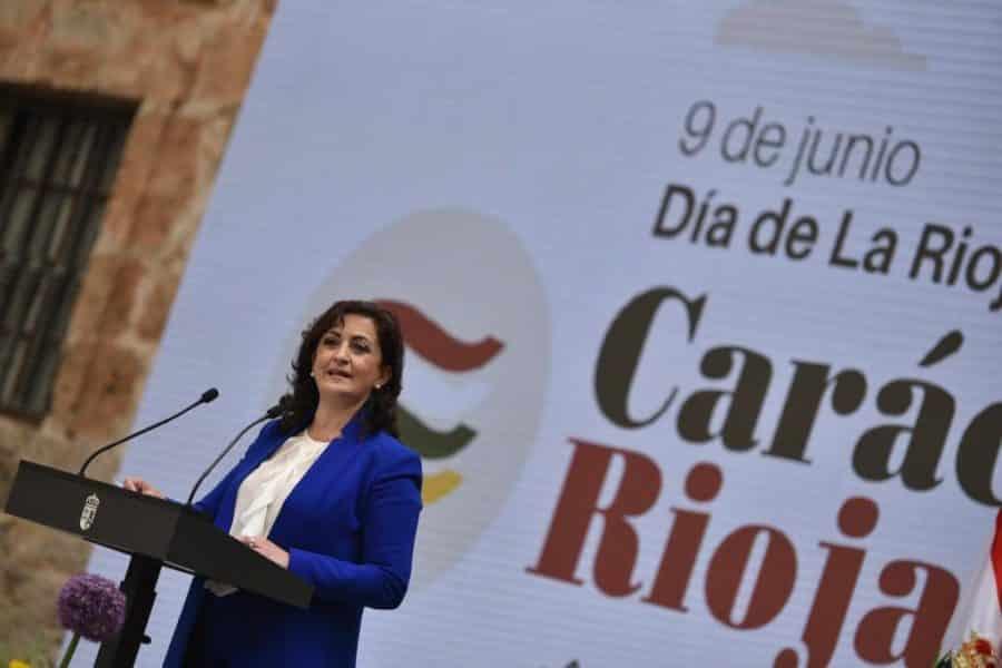 FOTOS: Las imágenes de la celebración del Día de La Rioja en San Millán 8