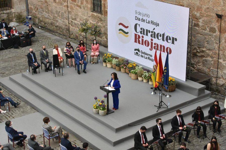 FOTOS: Las imágenes de la celebración del Día de La Rioja en San Millán 7