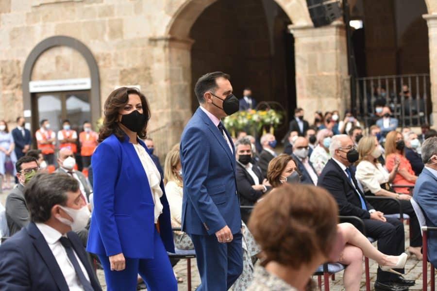 FOTOS: Las imágenes de la celebración del Día de La Rioja en San Millán 5
