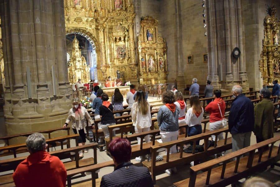 Haro celebra otro San Pedro sin batalla 10