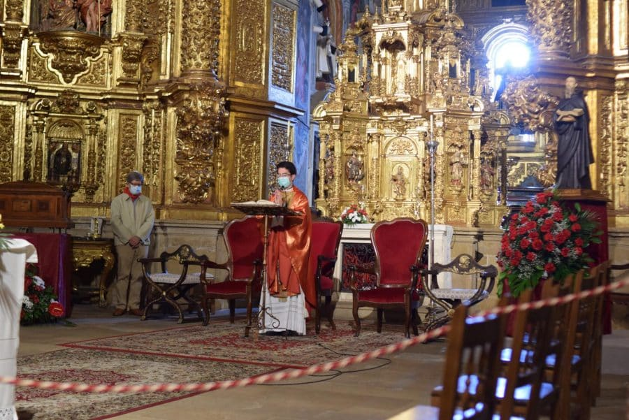Haro celebra otro San Pedro sin batalla 1