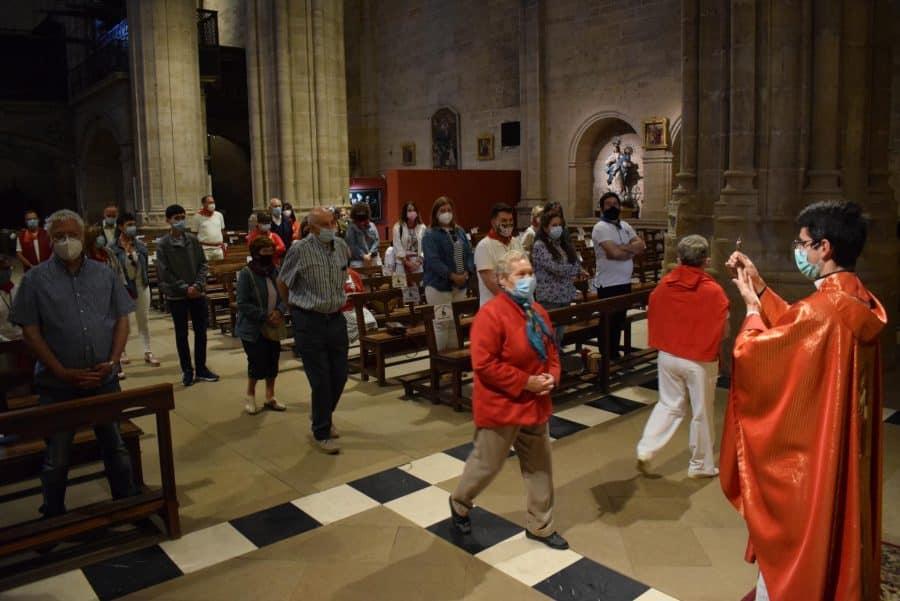 Haro celebra otro San Pedro sin batalla 33