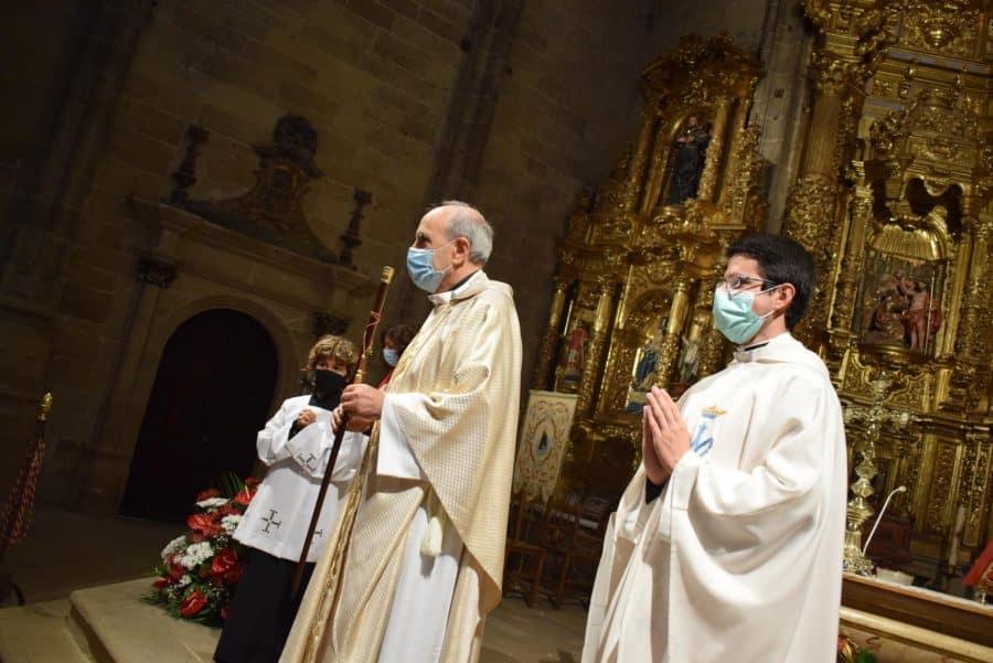 Haro celebra San Felices en la intimidad de la parroquia 42