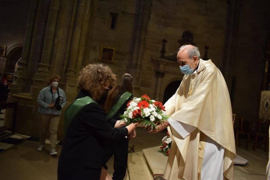 Haro celebra San Felices en la intimidad de la parroquia 40