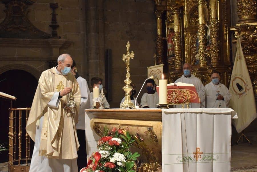 Haro celebra San Felices en la intimidad de la parroquia 31