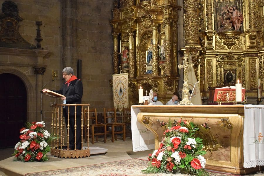 Haro celebra San Felices en la intimidad de la parroquia 27