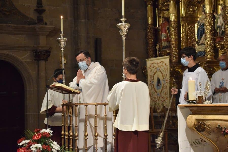 Haro celebra San Felices en la intimidad de la parroquia 26