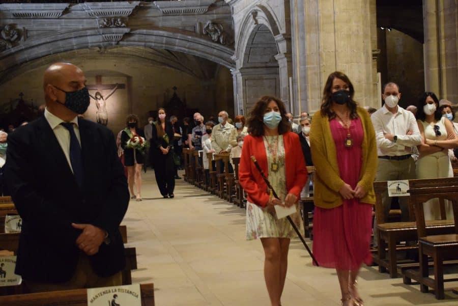Haro celebra San Felices en la intimidad de la parroquia 22