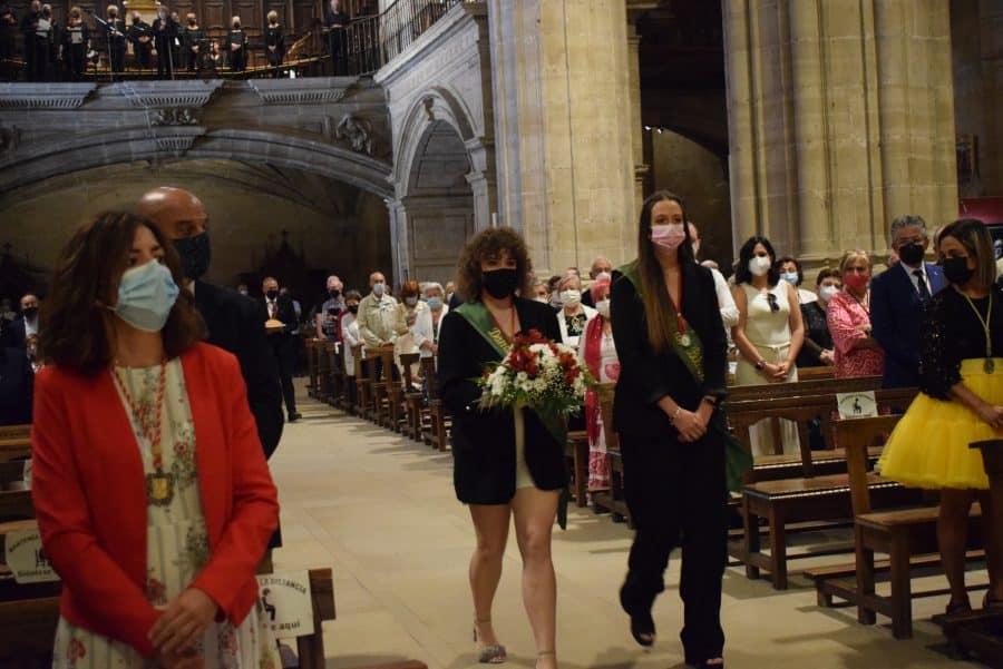 Haro celebra San Felices en la intimidad de la parroquia 25