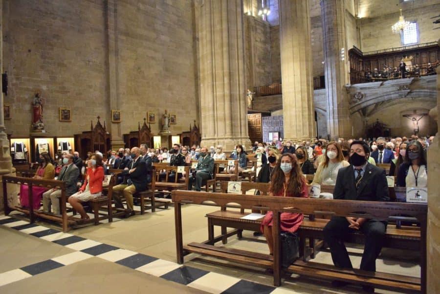 Haro celebra San Felices en la intimidad de la parroquia 6
