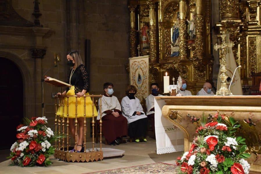 Haro celebra San Felices en la intimidad de la parroquia 35